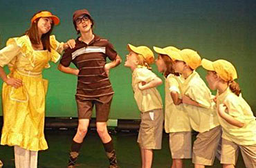 Legacy Theatre stages 'Honk! Jr.' as first show with all kids cast