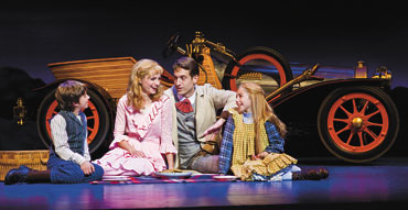 'Chitty Chitty Bang Bang' comes to The Fox