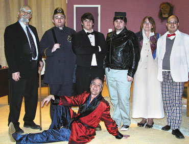 British farce, 'What The Butler Saw' comes to NCTC